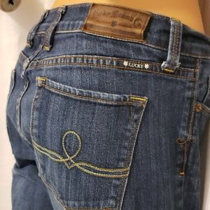 LUCKY JEANS SIZE 12